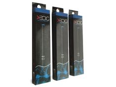 3 New High-Quality XE Electronic Disposable Mint Flavour No Tobacco Smoke #XE