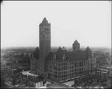 Minneapolis City Hall - One of Minnesota's haunted places. http://blogs.citypages.com/blotter/2010/10/minnesotas_most.php