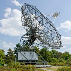 Dwingeloo radiotelescoop (Nederland)