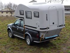 Aero One Wohnkabine Campers, Recreational Vehicles, 4x4, Travel, Camper Trailers, Viajes, Camper, Camper, Destinations