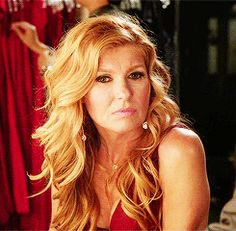 After time… | Community Post: 21 Times Connie Britton's Hair Was The Greatest Thing To Grace This Earth