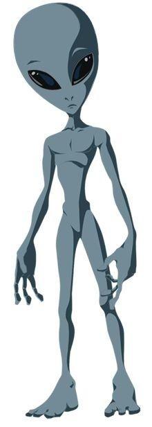 """Aliens vragen, specifiek aan jou persoonlijk: """"Wil je dat we ons laten zien?"""""""