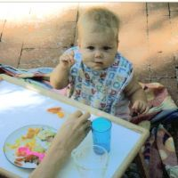 Baby Table Manners (With Video)   Janet Lansbury