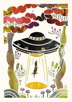 planet platonic paper cuts by mayuko fujino on etsy