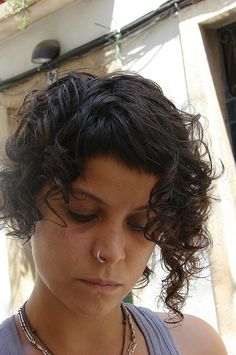 Haircut Curly Front 40 Awesome Short Haircuts For Curly Hair