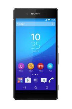 The Sony Xperia Z4 smartphone.