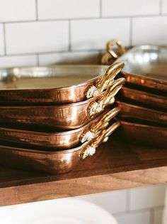 copper roasting pans | cookware