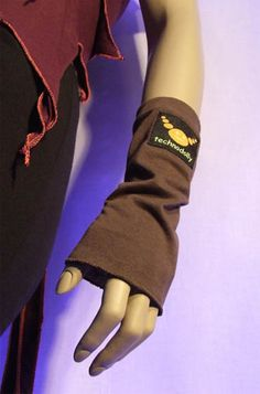 Alienskin Clothing Cyber Clubwear Faery accessories wristwarmers
