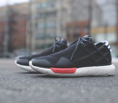 adidas Y-3-Qasa B-Ball Qasa Racer and Honja Low