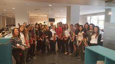"""""""Data Market kadın çalışanları olarak Sayın Genel Müdürümüz Murat Boyla'ya 8 Mart Dünya Emekçi Kadınlar Günü'ne ve her zaman çalışanlarına vermiş olduğu değer ve destek için çok teşekkür ederiz. """""""