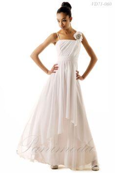 03139ea6f5b Длинное платье из мульти шифона с мягкой драпировкой и двойной юбкой очень  оригинально и красиво.