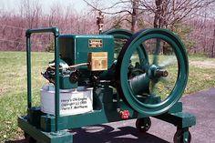 Witte 5 Horsepower Throttle Governed Farm Engine