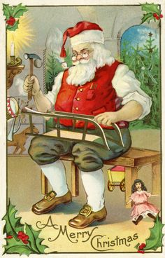 American christmas card late 19th century granger christmas the vintage workshop for free download m4hsunfo Gallery