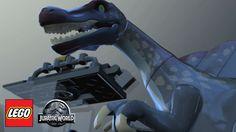 LEGO: Jurassic World - Jurassic Park 3 - Part 15 [Jurassic Park 3] - Xbo...