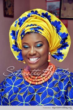 Nigerian Wedding: Get The Look- Kunbi of Sit Pretty Makeovers Shows You How To Achieve This Bridal Look In A Simple Step By Step Instruction