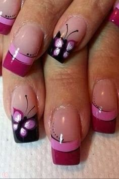 www.gardennearthegreen.com Beautiful Nail Art Designs 2014