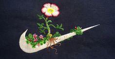 Las creaciones botánicas de James Merry