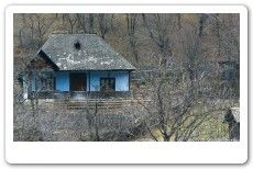 Casa traditionala romaneasca din Varlaam, Buzau Cabin, House Styles, Home Decor, Decoration Home, Room Decor, Cabins, Cottage, Home Interior Design, Wooden Houses
