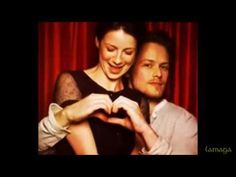 Sam & Caitriona (Jamie & Claire) - When you say nothing at all - YouTube