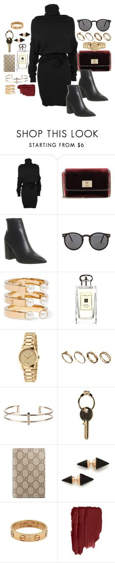 """""""It's all up to you now"""" by marissa-91 ❤ liked on Polyvore featuring Lanvin, Jimmy Choo, Office, Spitfire, Chloé, Jo Malone, Gucci, ASOS, Maison Margiela and Vita Fede"""
