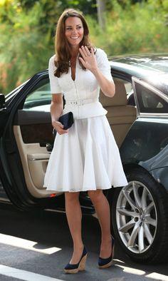 Kate Middleton style profile
