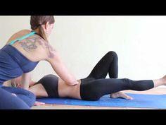 Diastasis Recti Exercises 5 min Core Workout : DVD - YouTube