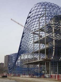 Zaha_Hadid_Cultural_Center_Spaceframe08.jpg (768×1024)