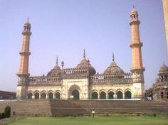 Lucknow, India: ASAFI MOSQUE