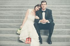 Classic bride and groom | photography by http://www.lovetheschultzes.com/
