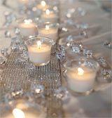 Crystal and Feather Wedding | Wedding Design Ideas - Afloral.com