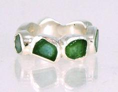 Rings | j.hengen Aquamarine Rings