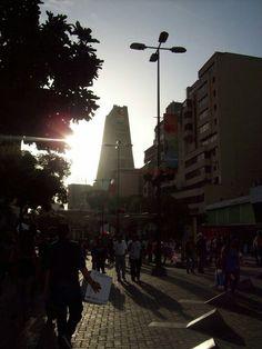 Caracas... Sabana Grande