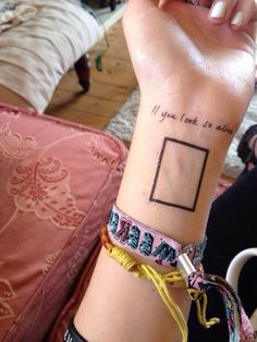 Kind of want multiple the 1975 tattoos, kind of too young to get one