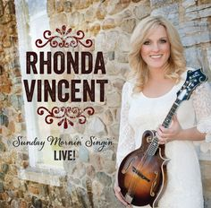 Gospel project from Rhonda Vincent this summer