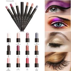 2019 Latest Design Glitter Eyeliner Cheap Makeup Cosmetics For Women Pigment Silver Rose Gold Color Liquid Professional New Shiny Eye Liners Warm And Windproof Beauty & Health