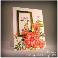 Love Always by 4beccaw - Cards and Paper Crafts at Splitcoaststampers