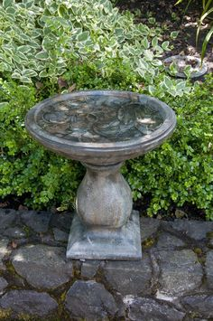Hummingbird Birdbath   Small
