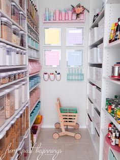 Check out this Adelaide woman's amazing organised pantry - Jojo 💕 - Organisation Kitchen Organization Pantry, Home Organisation, Organiser Son Dressing, Kitchen Pantry Design, Organizing Your Home, Sweet Home, New Homes, Room Decor, House Design
