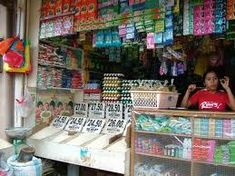 Sarisari store( Filipino retail Store) like a party store in the U,S.