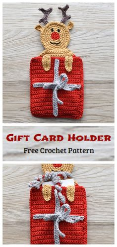 We are going to learn How to Crochet Gift Card Holder Pattern. Are there any gift cards on your holiday gifting list this year? Add a personal touch to your gift with this Crochet Gift Card Holder Pattern. It's perfect for any gifting occasion, and is a great project for using up small amounts of yarn!