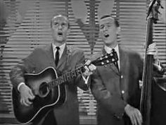 THE SMOTHERS BROTHERS - 1963 - Standup Comedy Smothers Brothers, Comedy Tv Shows, 60s Music, Stand Up, Good Music, Musicians, Folk, Songs, Videos