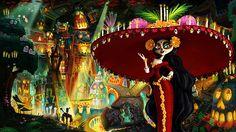 Books & Movies For Kids About Dia De Los Muertos