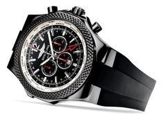 Breitling for Bentley GMT Midnight Carbon Limited Edition Watch