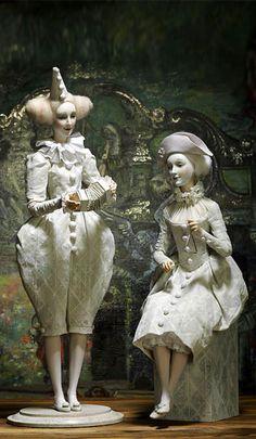 Beautiful Realistic Dolls by Alexandra Kokinova