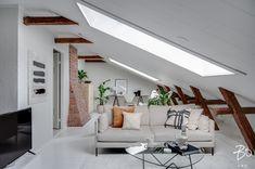 Turku - Puutalo-osake - Tiilentekijänkatu 11 - Bo LKV Osaka, Loft, Bed, Finland, Furniture, Interiors, Home Decor, Decoration Home, Stream Bed