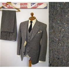 Vintage Suits I just jizzed my pants... Drip* drip*