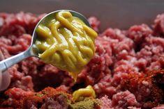 Contacto con lo Divino: Hamburguesas Caseras. Empanadas, Risotto, Hamburger, Catering, Dessert Recipes, Food And Drink, Keto, Yummy Food, Cooking