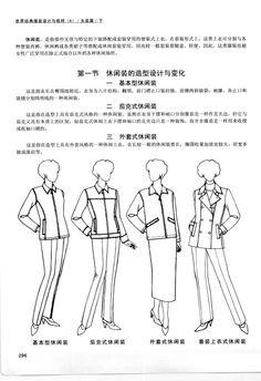 [转载]女装之--休闲装设计与纸样_一起玩手工的博客