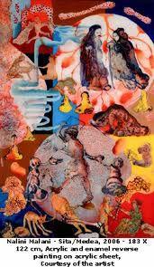 nalini malani artist - Google Search