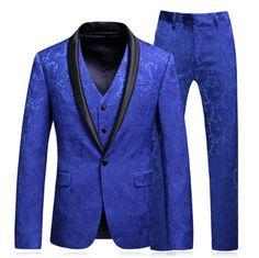 3 Piece Suit Slim Fit, 3 Piece Suits, Groom Tuxedo, Tuxedo For Men, Buy Suits, Suits Online Shopping, Dress For Short Women, Blazers For Men, Dress Suits